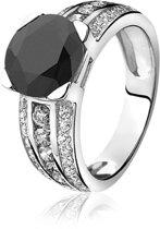 Zinzi - Zilveren Ring - Maat 62 ZIR711-62