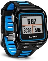 Garmin Forerunner 920XT - Multisporthorloge + HRM-Run - GPS - Zwart/Blauw
