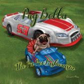 Pug Bella The Pit Pet Fashionista