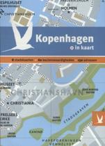 Dominicus stad-in-kaart - Kopenhagen in kaart