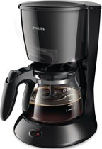 Philips Daily Collection HD7432/20 - Koffiezetapparaat - Zwart