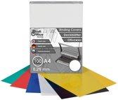 schutbladen ProfiOffice A4 280 micron 100 stuks wit