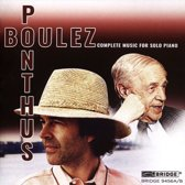 Boulez: Complete Music for Solo Piano