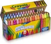 Crayola 64st. Stoepkrijt
