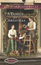 A Family for Christmas (Mills & Boon Love Inspired Historical) (Texas Grooms (Love Inspired Historical), Book 3)