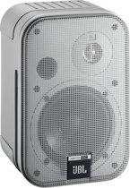 JBL Control One - Boekenplank Luidspreker - set van 2 - Zilver