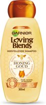 Garnier Loving Blends Honinggoud Herstellende Shampoo - 300 ml - Shampoo