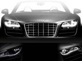 LED-koplampen upgrade - Audi R8