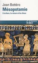 Mésopotamie. L'écriture, la raison et les dieux