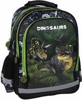 Animal Pictures Dinosaurus Rugzak - 38 cm - Groen