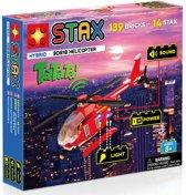 STAX Hybrid Helicopter bouwen met licht en geluid