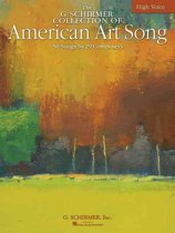 The G. Schirmer Collection of American Art Song