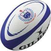 Gilbert rugbybal Samoa Blauw 5