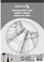 Reeves tracing paper pad A4