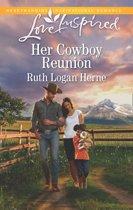 Her Cowboy Reunion (Mills & Boon Love Inspired) (Shepherd's Crossing, Book 1)