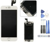 TrendParts® Compleet voorgemonteerd scherm voor iPhone 6S PLUS WIT AAA+ kwaliteit incl. Tools + Screenprotector