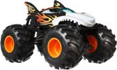 Hot Wheels Monster Trucks 1:24 Shark Wreak - Speelgoedauto