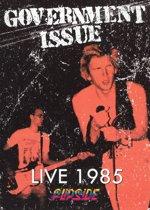 Live 1985: Flipside