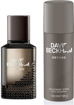 David Beckham Beyond - 2-delige geschenkset - for Men