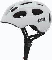 ABUS Youn-I - Fietshelm - S (48-54cm) - Polar Matt White