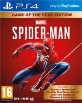 Afbeelding van Marvels Spider-Man - PS4 - Game of the Year edition