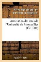 Association Des Amis de l'Universit� de Montpellier