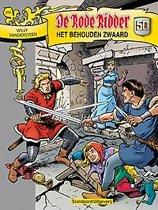 """""""De Rode Ridder 224 - Het behouden zwaard"""""""