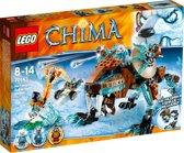 LEGO Chima Sir Fangars Sabeltand Walker - 70143