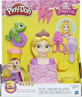 Play-Doh Rapunzels Kapsalon - Klei