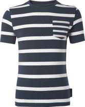 Noppies Shirt Noale - Dark Blue - Maat 80