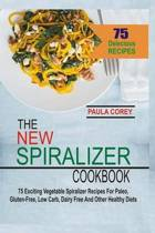 The New Spiralizer Cookbook