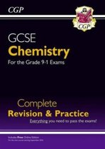 Grade 9-1 GCSE Chemistry Complete Revision & Practice with Online Edition