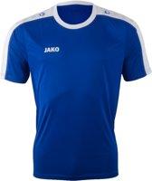JAKO Striker KM - Voetbalshirt - Heren - Maat XL - Blauw/Wit