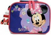 Minnie Mouse lunchtas Smile  Paars