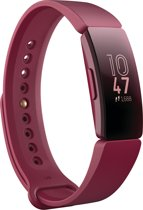 Fitbit Inspire - Activity tracker - Rood