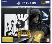 PlayStation 4 1TB + Death Stranding - PS4 Pro - Limited Edition