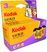 Kodak Gold 200 GB 135-24 3P