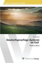 Deutschsprachige Autoren Im Exil