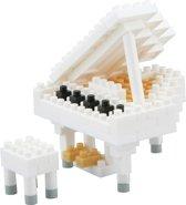 Nanoblock Grand Piano White NBC-053 (vleugel)
