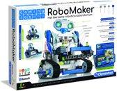 Clementoni - Coding Lab - Robomaker Starter Set - Programmeerbare educatieve Robot - STEM