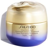 Shiseido Vital Perfection Overnight Firming Treatment Nachtcrème 50 ml