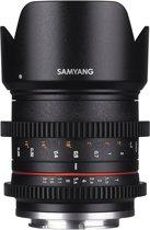 Samyang 21mm T1.5 Cine Ed As Umc Cs - Prime lens - geschikt voor Canon Systeemcamera