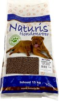 Naturis brok geperst high energy lam hondenvoer 15 kg
