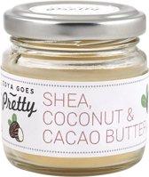 Shea, Cacao & Coconut Butter - 60 gram
