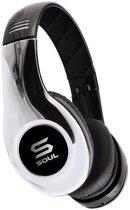Soul SL150 - On-ear koptelefoon - Zilver/Chroom