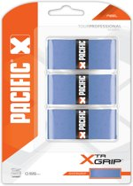 Pacific XTR Grip - Tennisgrip - 0.55mm - Blauw thumbnail