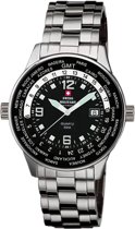 Swiss military SM34007.01 Mannen Quartz horloge