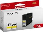 Canon PGI-2500XL Y Geel inktcartridge