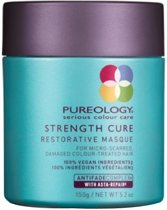 Pureology Strength Cure Restorative Masque Unisex 150ml haarmasker