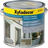Xyladecor Ramen & Deuren - Dekkende Beits - Schors - 2,5L